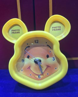 Mickey Mouse Alarm Clock for Study Table
